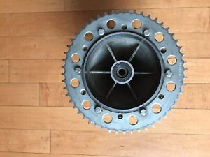 1978 Husqvarna 390 OR 390OR OEM Rear Wheel Hub Sprocket Same Day Ship