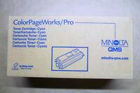 Original Minolta Toner Cyan für ColorPageWorks / Pro 0940-701 1710437-004 OVP
