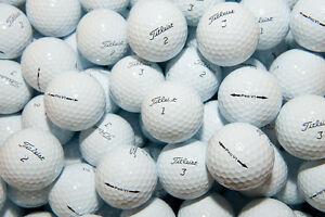 2 Dozen Titleist Pro V1 MINT / NEAR MINT Grade Refinished Golf Balls