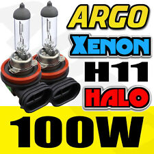 H11 100w Xenon Claro Bombillas Luces De Cruce Lexus IS220 2006ON