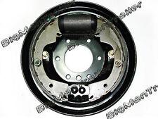 "JCHE 2x 9"" Hydraulic Brake Backing Plate a Pair Kit Drum Camper Trailer Part"