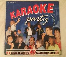 Karaoke Party Vinyl Record LP 1990