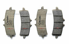 Pastiglie Anteriori BREMBO RC RACING Per SUZUKI GSX R 750 2011 11  (07BB37RC)