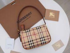Authentic Burberry Classic Check Underarm Bag