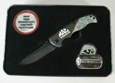 Schrade MAC Tools Knife with Tin Support the Troops
