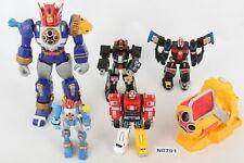 MMPR Mighty Morphin Power Rangers Action Megazord Figure Lot Supertrain SPD