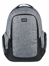Quiksilver Mens Schoolie 25l Backpack Light Grey Heather