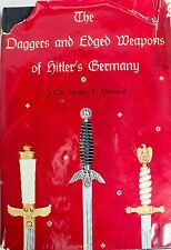 The Daggers and Edged Weapons of Hitler's Germany 1970 Atwood WWII Knives Swords