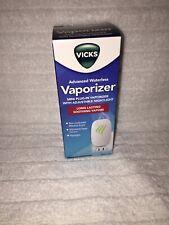 Vicks Advanced Waterless Vaporizer Mini Plug in with Adjustable Nightlight