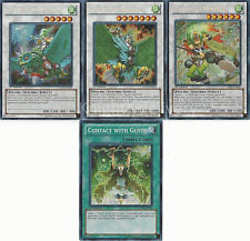Gusto Budget Deck - Daigusto Sphreez - Contact - Eguls - Yugioh - NM - 44 Cards