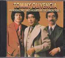 Salsa RARE CD FANIA First Pressing TOMMY OLIVENCIA Lalo Rodriguez Simon Pere