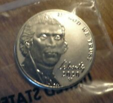 IN STOCK 2020 W Jefferson Nickel REVERSE Proof Coin FIRST EVER READY TO SHIP
