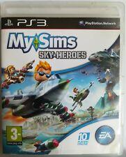 My Sims Sky Heroes. Ps3. Fisico.