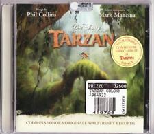 Tarzan colonna sonora originale Italiana 1999 cd Walt Disney nuovo sigillato