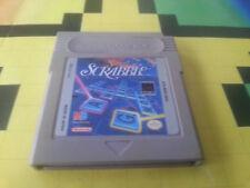 NES NINTENDO GAMEBOY SUPER  SCRABBLE FREE POSTAGE DS 3DS