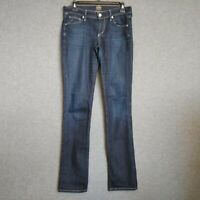 Citizens of Humanity AVA Low Rise Straight Leg Women's Jeans Size 27 L33