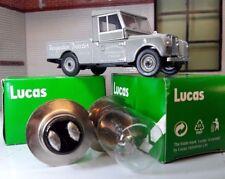 513314 OEM Lucas Bombillas Del Faro 2x LHD NADA Land Rover Serie 1 2 2a