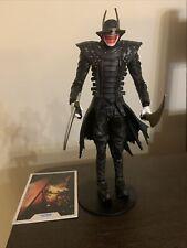 mcfarlane toys dc multiverse Batman Who Laughs action Figure