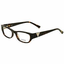 Guess Women's Eyeglasses Demo Lens Tortoise Acetate Frame 2387-TO-51