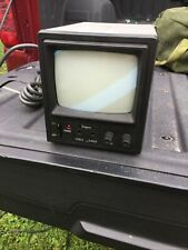 "Ikegami Pm-580 5"" Cctv Surveillance B&W Monochrome Picture Monitor/Display Parts"