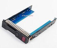 """HP G8 Gen8 651314-001 LFF 3.5"""" SAS SATA HDD Tray Caddy Bracket 651320-001 @USA"""