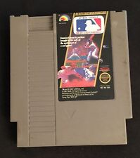Major League Baseball (Nintendo, 1988) NES GAME ! Free shipping ! Classic cart !