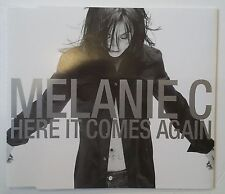 Melanie C  Here It Comes Again  CD-Single  UK 2003  Spice Girls
