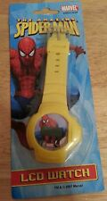 The Amazing Spider-Man LCD Watch 2007 Creative Kids