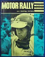 MOTOR RALLY & RACING REVIEW MAGAZINE - Oct 1963 - Vauxhall Victors, VX 4/90 ++