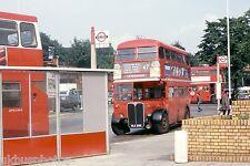 London Transport RT449 Lewisham Aug 1978 Bus Photo