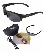 Gafas de sol de hombre polarizadas grises, con 100% UV400