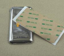Metal Back Housing Case Black Frame Bezel Bracket for iPod Touch 4th Gen 4G 8GB