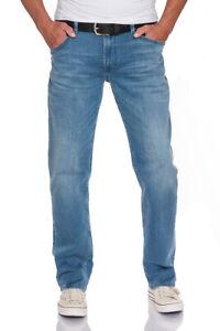 M.O.D Miracle of Denim Herren Jeans Thomas Comfort Bogota Blue Jogg