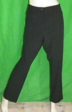 EVA KAYAN T 44 US 12 pantalon noir femme beautiful black trousers pants hose