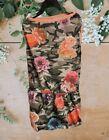 Nicole Miller New York Pet Apparel Dog Dress  Size L Camo-floral New Retails
