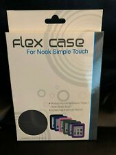 New Gray Flex Case For Nook Simple Touch