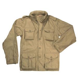 Lightweight Military M-65 Field Jacket Vintage Army Uniform Camo M65 Coat