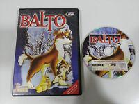 BALTO LA LEYENDA DEL PERRO ESQUIMAL + POPEYE DVD EDICION ESPAÑOLA REGION 2