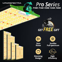 VIPARSPECTRA P1000 P1500 P2000 P2500 LED Grow Light Full Spectrum for Veg Flower