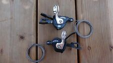 NEW Shimano XTR SL-M980A (2/3x10) Dyna Sys MTB Bike Shifter Pods/Levers Pair