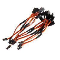 10pcs 150mm Servo RC Y Style Male to Female Extension Cable Lead JR Wire Cord