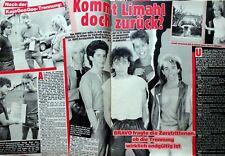 KajaGooGoo (Limahl) 2 BRAVO 1983 Seiten 80er Poster Plakat - 35