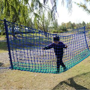 Climbing Net Bridge Outdoor Tree Cargo Net climbing Cubby House Accessories