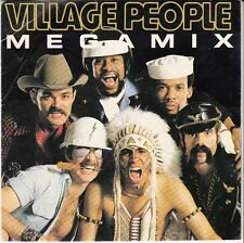 45 T SP VILLAGE PEOPLE *MEGAMIX*