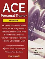 ACE Personal Trainer Manual: ACE Personal Train, Books,,,