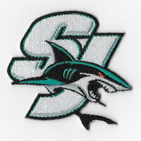 NHL San Jose Sharks Iron on Patches Embroidered Patch Applique Badge SJ Emblem