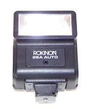 Rokinon Flash, model 26A AUTO for standard hot shoe fit