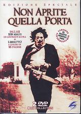Non Aprite Quella Porta - 2 DVD Box Collection Ed. Speciale - Nuovo Sigillato