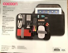 """Cocoon Grid It 11"""" iPad / Tablet Case Cover Accessory Organiser Magnetic Pocket"""
