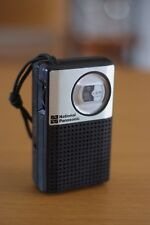 Vintage National Panasonic Transistor Radio R-1080, Retro, Working Condition